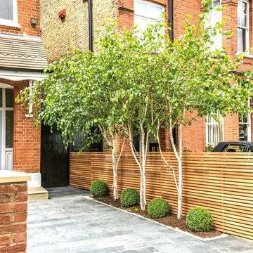 Front Garden Design, Calton Avenue, London, 3