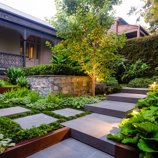 75 Beautiful Contemporary Front Yard Design Pictures & Ideas ...