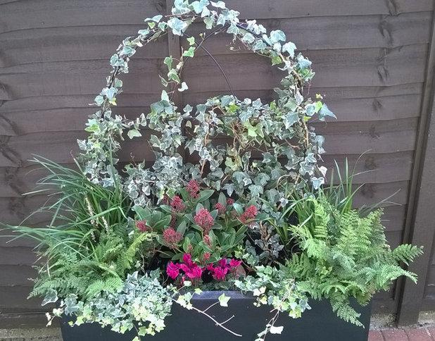 Классический Сад by Fenton Roberts Garden Design
