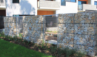 Gabion Feature Wall