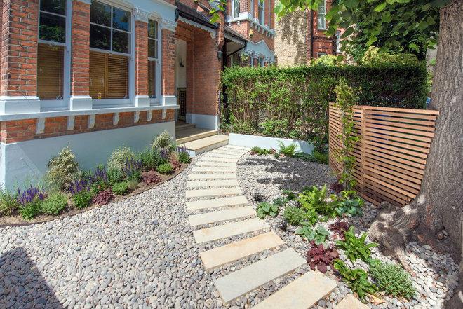 Contemporary Landscape by Kate Eyre Garden Design