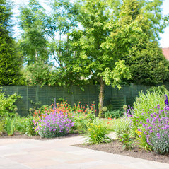 garden design in adel leeds