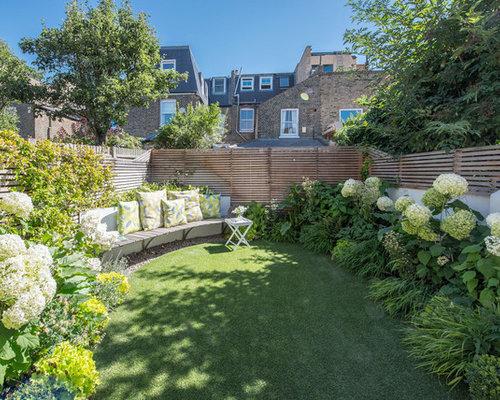 Small Back Garden Design in Clapham London