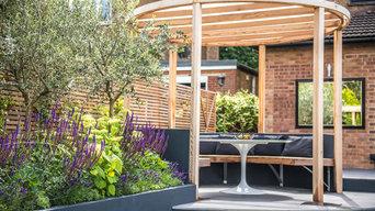 Garden Design - Ryecroft Road