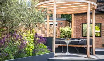 Garden Design - Ryecroft Road