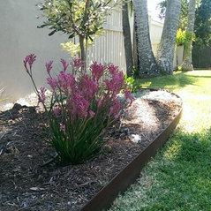 garden edging - Garden Design Brisbane