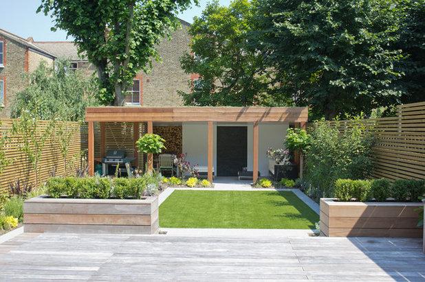 Modern Garden by Clara Bee