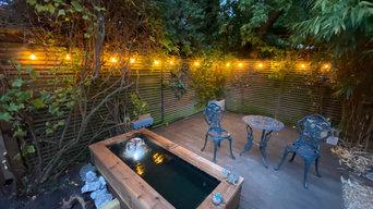 Garden lighting and Pond supply