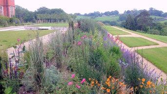 Garden redevelopment project in East Sussex