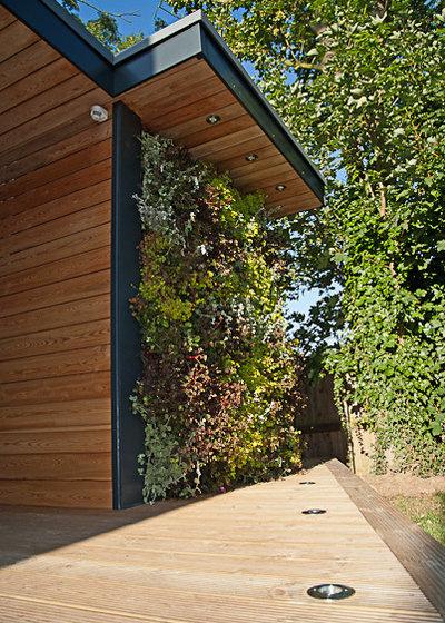 Contemporary Garden by eDEN Garden Rooms
