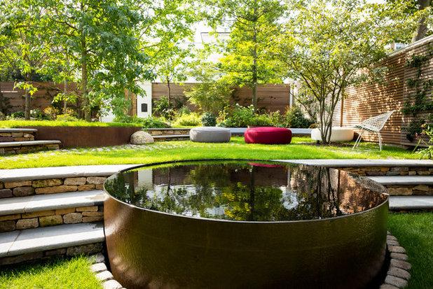 Modern Garten by Bartholomew Landscaping Ltd