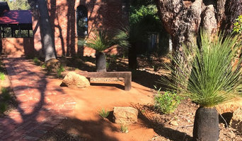 Glen Forrest Native Garden with Winter Creek