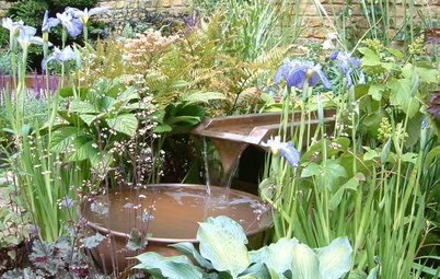 8 Dreamy Water Features for Big & Small Gardens