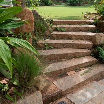Good Earth PalmGrove- steps