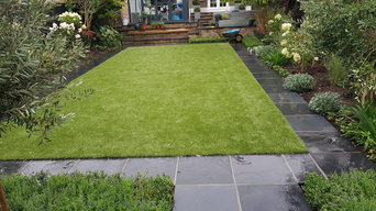 Grass and Artificial Lawns