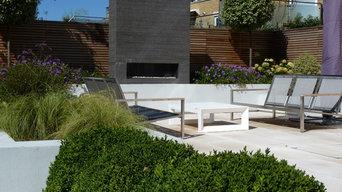 Ground Floor Garden Flat in an exclusive development in North London