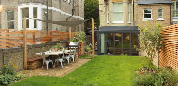 Contemporary Landscape by Belsize Gardens