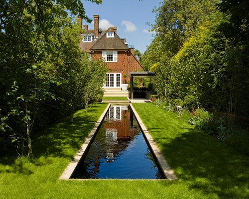Garden Pond Design Pictures Houzz