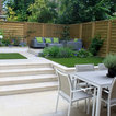 Hampstead Small Garden Contemporary Landscape London