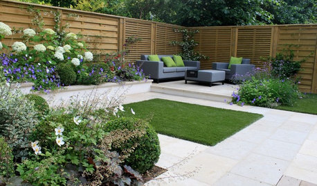 Urban Gardens on Houzz Tips From the Experts