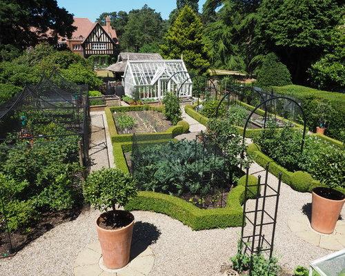 Victorian garden design ideas renovations photos for spring for Landscape design victoria