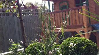Herne Hill family garden