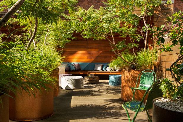Contemporáneo Jardín by Adolfo  Harrison Gardens