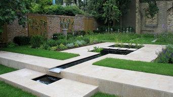 Highgate walled garden