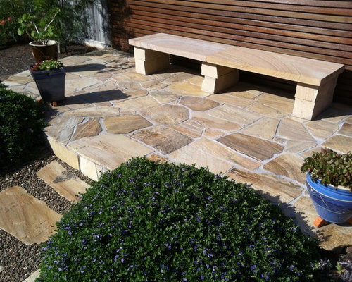 Landscaping Pebbles Sunshine Coast : Rustic sunshine coast outdoor design ideas remodels photos