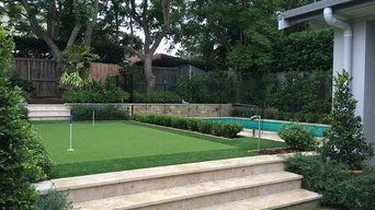 Hunters Hill - Garden Design