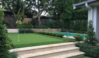 Hunters Hill - Garden Design