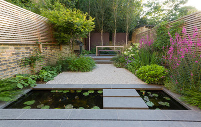 8 Dreamy Water Features for Gardens Big and Small