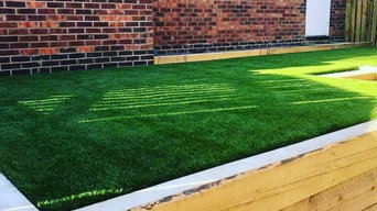 Imprerssive Artificial Grass Project in Wrexham