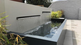 incorporated water features