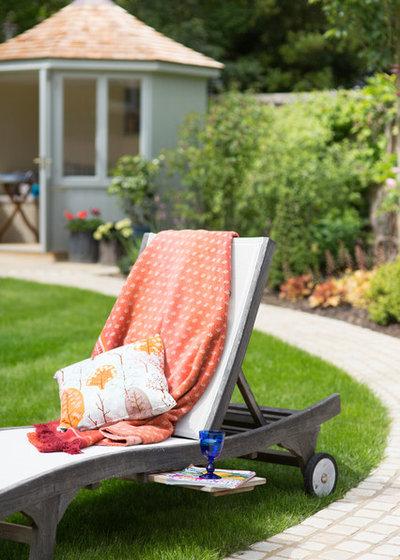 Mediterranean Garden by Green Tree Garden Design Ltd