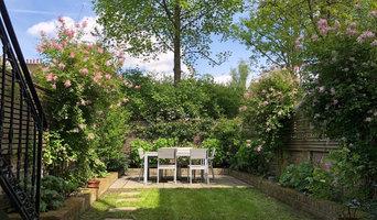 Islington Family Back Garden