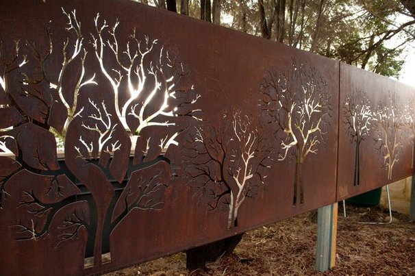 Asian Landscape by sustainable garden design perth