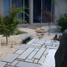 Asian Landscape by Landscape And Architectural Design Products PL
