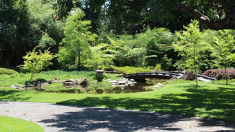 Japanese Gardens of brisbane