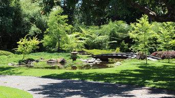 Japanese Gardens of brisbane