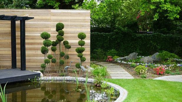 Asiatisk Have by Fenton Roberts Garden Design