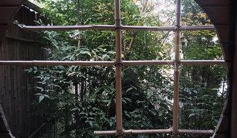 Japanese inspired garden Postcode 3141