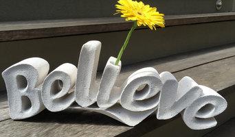 Just Believe Sculpture