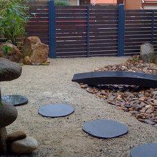 Asian Landscape by Bespoke Garden Design