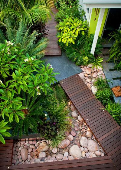Современный Сад by Cultivart Landscape Design