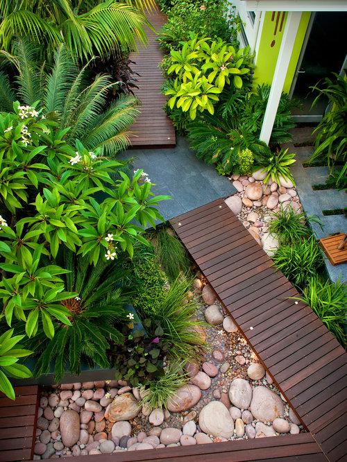 Fotos de jardines dise os de jardines peque os en patio - Patios jardines pequenos ...