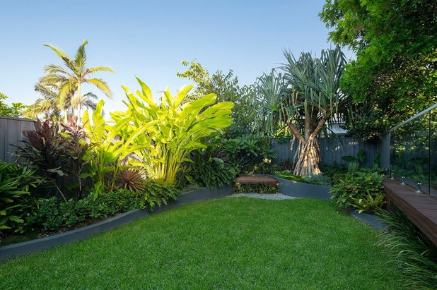 Tropical Garden by Brannelly Outdoor