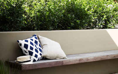 Outdoor Bench Seating Solutions for Small Spaces