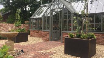 Kitchen Garden in Maldon, Essex