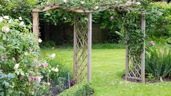 Large Family friendly garden in Berkshire